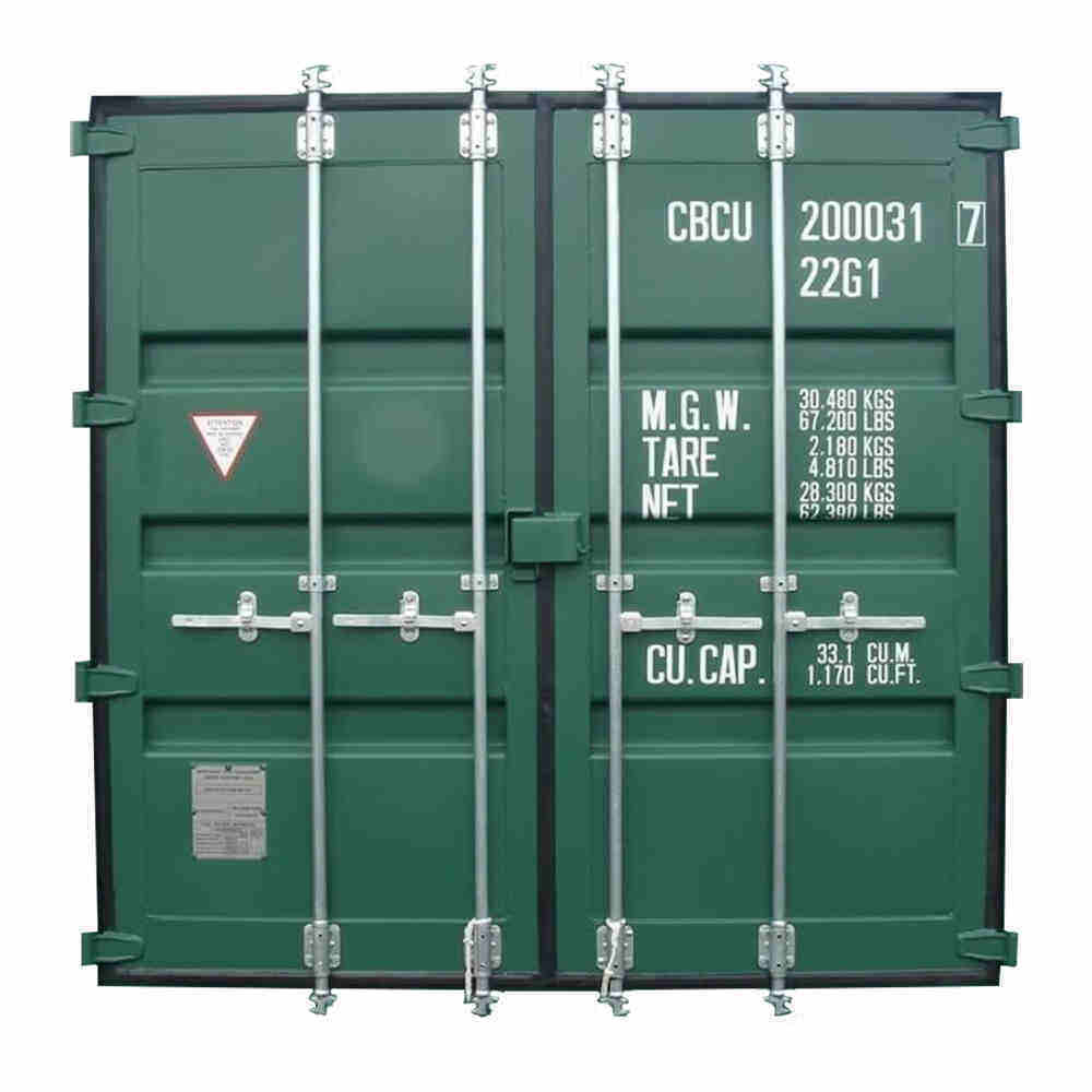 Shipping Container door