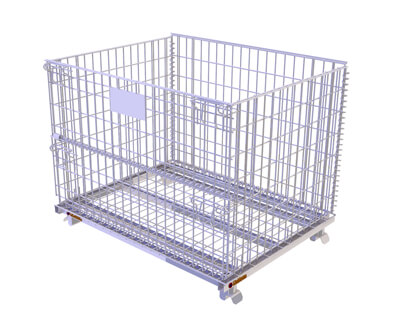 About wire mesh container